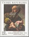 Stamp Czech republic Catalog number: 275