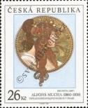 Stamp Czech republic Catalog number: 276