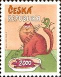 Stamp Czech republic Catalog number: 278