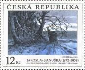 Stamp Czech republic Catalog number: 342