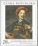 Stamp Czech republic Catalog number: 344