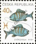 Stamp Czech republic Catalog number: 280