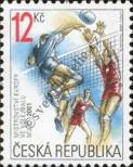 Stamp Czech republic Catalog number: 290