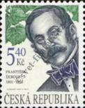 Stamp Czech republic Catalog number: 291