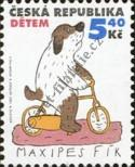 Stamp Czech republic Catalog number: 293