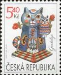 Stamp Czech republic Catalog number: 294