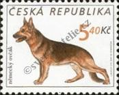 Stamp Czech republic Catalog number: 296