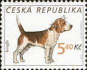 Stamp Czech republic Catalog number: 297