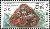 Stamp Czech republic Catalog number: 302
