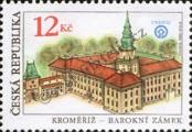 Stamp Czech republic Catalog number: 303