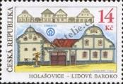 Stamp Czech republic Catalog number: 304