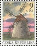 Stamp Czech republic Catalog number: 305