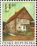 Stamp Czech republic Catalog number: 306