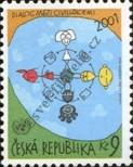Stamp Czech republic Catalog number: 307