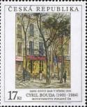 Stamp Czech republic Catalog number: 309