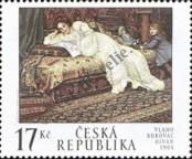 Stamp Czech republic Catalog number: 318