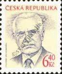 Stamp Czech republic Catalog number: 363