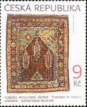 Stamp Czech republic Catalog number: 368