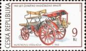 Stamp Czech republic Catalog number: 372