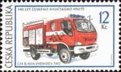 Stamp Czech republic Catalog number: 373