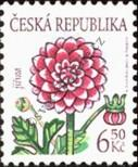 Stamp Czech republic Catalog number: 378
