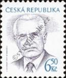 Stamp Czech republic Catalog number: 381