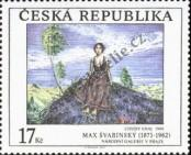 Stamp Czech republic Catalog number: 382
