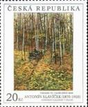 Stamp Czech republic Catalog number: 383