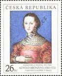 Stamp Czech republic Catalog number: 384