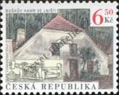 Stamp Czech republic Catalog number: 387