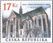 Stamp Czech republic Catalog number: 389