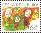 Stamp Czech republic Catalog number: 391