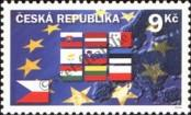 Stamp Czech republic Catalog number: 394