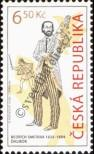 Stamp Czech republic Catalog number: 396