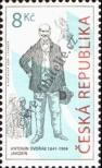 Stamp Czech republic Catalog number: 397