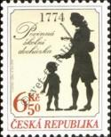 Stamp Czech republic Catalog number: 412