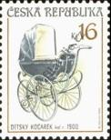 Stamp Czech republic Catalog number: 415
