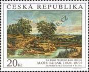 Stamp Czech republic Catalog number: 416