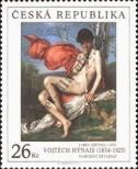Stamp Czech republic Catalog number: 418