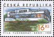 Stamp Czech republic Catalog number: 429