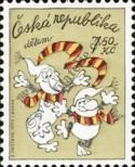 Stamp Czech republic Catalog number: 437