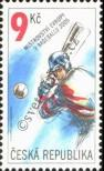 Stamp Czech republic Catalog number: 442