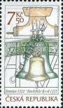 Stamp Czech republic Catalog number: 443