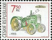 Stamp Czech republic Catalog number: 446