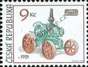 Stamp Czech republic Catalog number: 447
