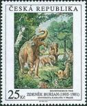 Stamp Czech republic Catalog number: 452