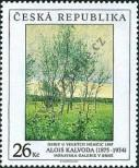 Stamp Czech republic Catalog number: 453