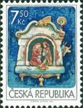 Stamp Czech republic Catalog number: 454