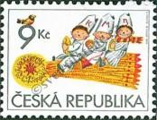 Stamp Czech republic Catalog number: 455