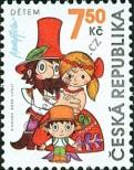 Stamp Czech republic Catalog number: 474